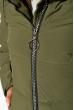 Куртка женская 120P0198 хаки