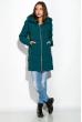 Куртка женская 120P0198 темно-бирюзовый