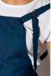 Комбинезон женский 121P005 летний синий