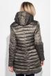 Куртка женская с капюшоном 68PD160 темный хаки