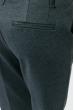 Брюки женские классические  64PD48-22 сине-серый , точка