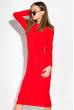 Платье 110P568 красный