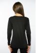 Лонгслив женский с принтом 85F10154 черный