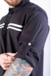 Рубашка с длинными рукавами в полоску 644f002 черный