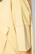 Туника женская батал нежные оттенки 955K003 горчичный