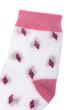 Носки женские 120PRU020 бело-розовый