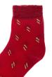 Носки женские 120PRU020 красный