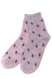 Носки женские 120PRU020 серо-розовый
