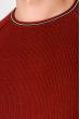 Джепер 267F1235 бордовый