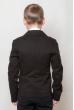 Пиджак 52401-1 шоколадный