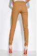 Джинсы женские  230F041 модель Skinny песочный