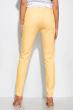 Джинсы женские  230F041 модель Skinny желтый