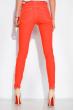 Джинсы женские  230F041 модель Skinny морковный