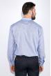 Рубашка мужская, однотонная 511F010-1 голубой