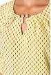 Блуза женская 118P240 желтый