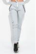 Костюм женский (толстовка, штаны) 77PD869 светло-серый