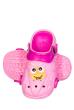 Кроксы 160P028 junior розовый
