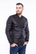Куртка однотонная 190P21052 черный