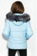 Куртка женская 120PGO001 голубой