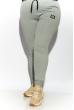 Брюки спортивные женские 85F10150-7  светло-серый