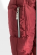 Куртка женская, спортивная 72PD227 бордо