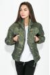 Куртка женская, спортивная 72PD227 хаки