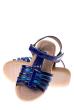 Босоножки детские светящиеся 11P030-1 индиго