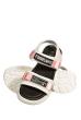 Босоножки женские 11P702 бело-розовый