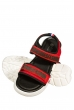 Босоножки женские 11P705 красный