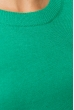 Свитер женский двухцветный 824K001 салатово-бежевый