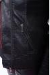 Куртка женская из экокожи 170P8226 черный