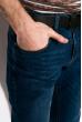 Джинсы однотонные 120PO1810067Z светло-синий