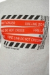 Свитшот мужской Cross  205P007 светло-серый