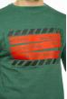 Свитшот мужской Cross  205P007 изумрудно-зеленый