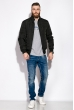 Куртка стеганая 120PELK143 черный
