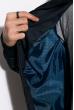 Куртка стеганая 120PELK143 темно-синий
