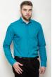 Рубашка 3215 лазурный