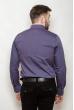 Рубашка 3215 темно-сиреневый