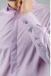 Рубашка 3215 светло-фиолетовый
