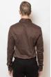 Рубашка 3220 шоколадный