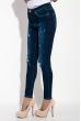 Джинсы женские рваные 104P004 темно-синий