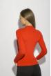 Гольф женский однотонный 153P010 красный