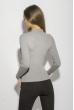 Гольф женский однотонный 153P010 светло-серый