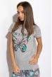 Пижама женская 317F057 светло-серый