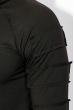 Толстовка мужская на молнии, с капюшоном 76PD1190 черный