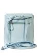 Рюкзак женский 120PVAL6065 голубой