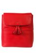 Рюкзак женский 120PVAL6065 красный