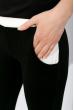 Лосины женские 436V011 салатово-молочный