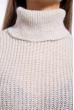 Платье-гольф 607F003 светло-бежевый