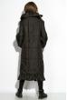 Пальто женское 120PIRA007 черный